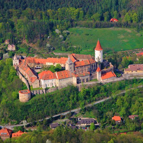 Středočeské hrady a zámky