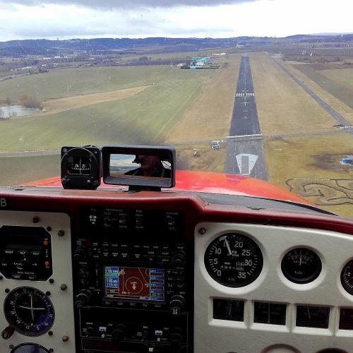 Pilotem na zkoušku 120 minut
